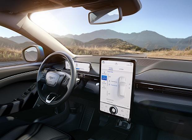 福特携一系列智能技术亮相2020 CES