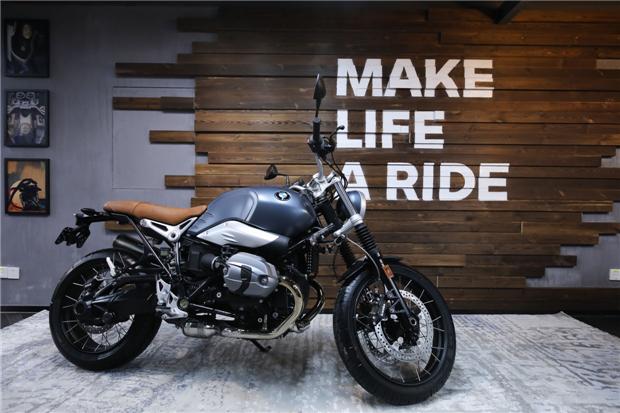 宝马摩托车跨界携手ThoM亚洲首店
