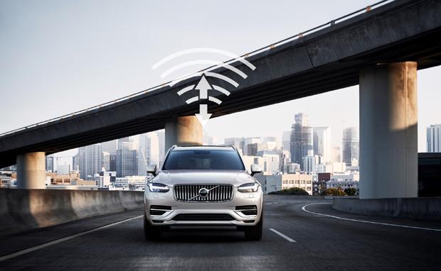 沃尔沃汽车携手中国联通推动5G V2X技术发展