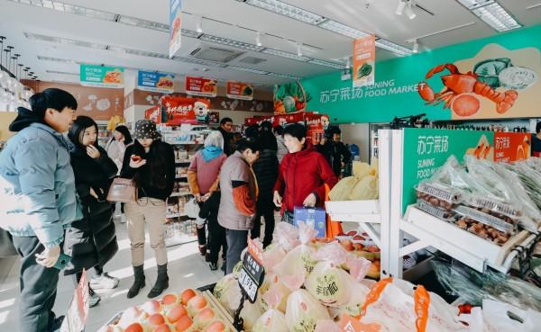 新年首周生鲜消费趋势:半成品菜、一人食热卖