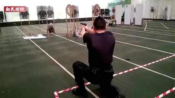 视频 | 浦东特警冬练三九!戳视频感受满满安全感