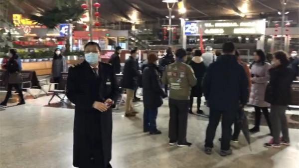 """杭州东站9分钟跑步""""归队""""!铁"""