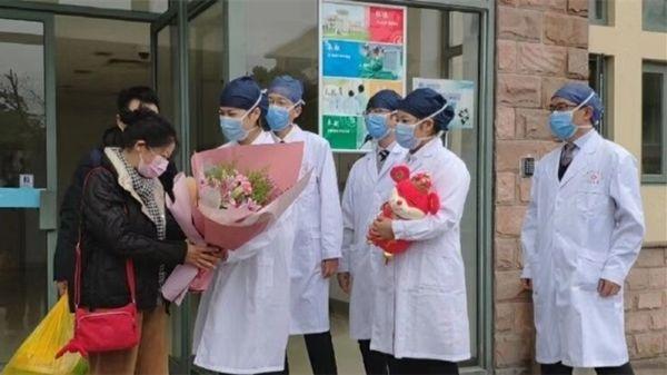 上海又有3名新型肺炎患者痊愈出院了!