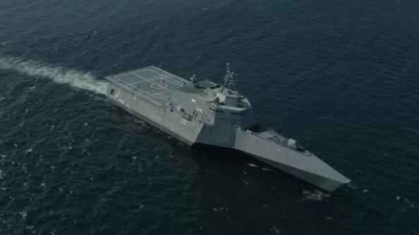 """过年、防疫…大年初一,中国人在忙碌,美国军舰抵进南海,这是趁机挑衅还是""""航行自由"""""""