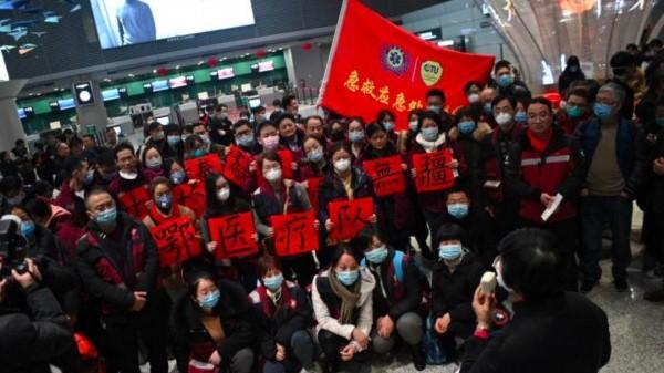 第一批上海援鄂医疗队领队郑军华:重症患者治疗已经积累一些经验