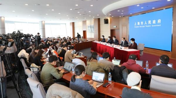 疫情防控发布会 | 上海市公卫中心17年前已经预留应急医疗空间 相关预案现已启动
