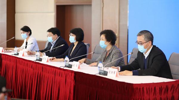 疫情防控发布会 | 近6万人完成线上心理自我评估 上海市卫健委再给六个心理健康贴士