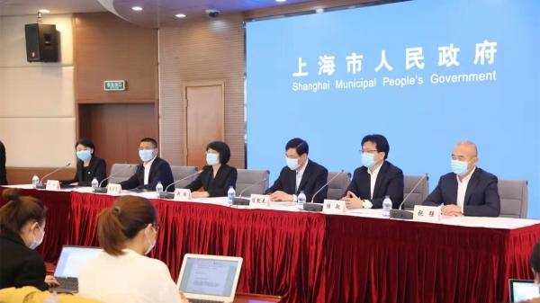 疫情防控发布会   上海12日确诊病例涉及区域和场所公布 来自6个区