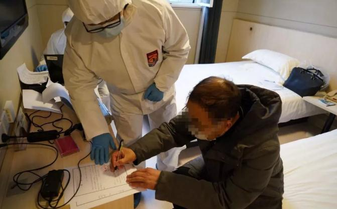 上海首例!染病男子隐瞒真实行程,致55人隔离,被采取刑事强制措施