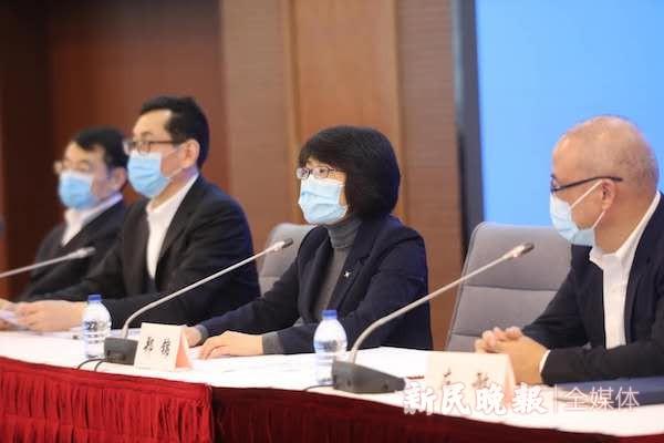 疫情防控发布会|上海医药:已向上海支援湖北医疗队转运各类物资近8吨