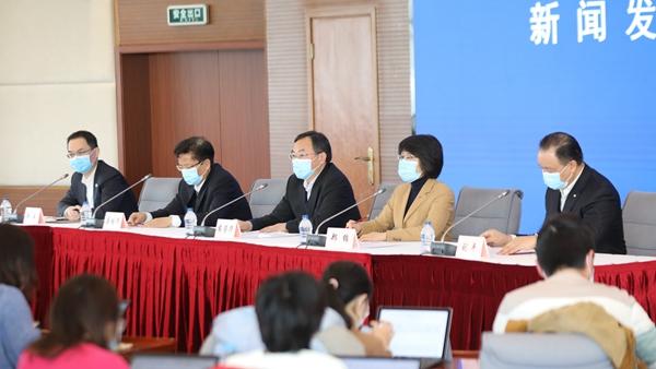 疫情防控发布会 | 上海市高院:推进网上庭审网上调解