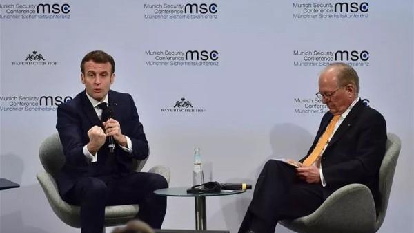 """法国要为欧洲提供核保护伞?慕安会看点远不止法美两国会场""""掐架"""""""