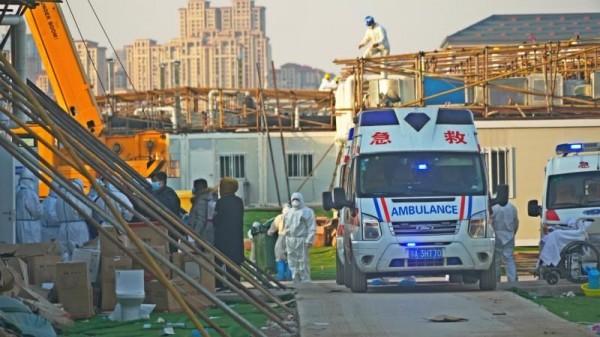 """雷神山今起开放所有床位!""""上海医疗队来了,我们就放心了!"""""""