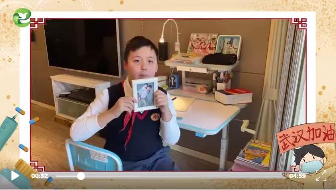 """上海""""硬核""""医生张文宏儿子的一封信"""
