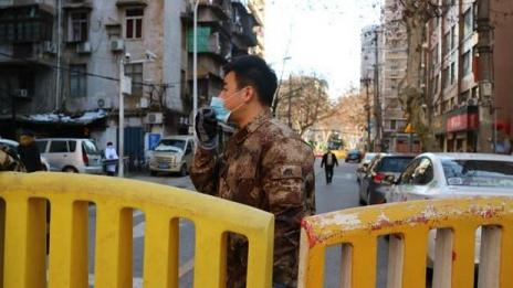 武汉凡人英雄|社区书记叶德添:我们是居民选出来的,不能临阵脱逃