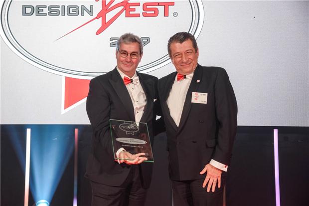 现代汽车集团首席设计官荣获 DESIGNBEST设计大奖