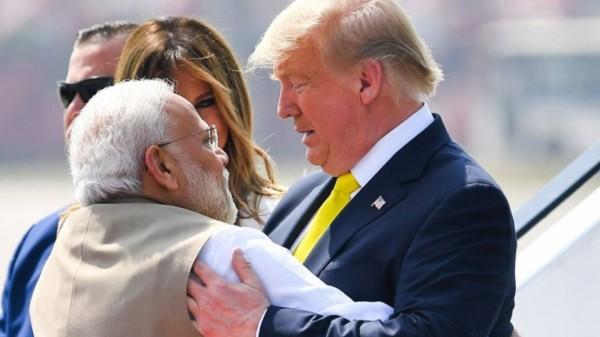 特朗普:美國與巴基斯坦可好了!印度:我待你如王你卻扎我一刀?