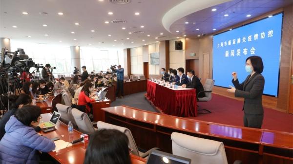疫情防控发布会   胡必杰:上海新冠肺炎痊愈出院率82.8%