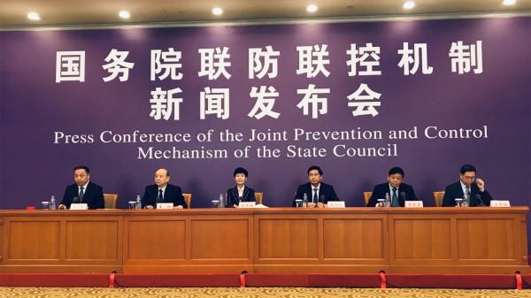 疫情防控发布会   国家卫健委:复检核酸阳性患者没有再发生传染别人现象