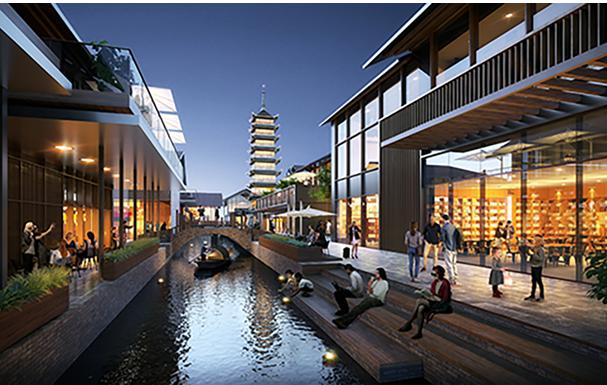 奋进长三角丨省级重大项目集中开工,上海之窗·智慧科学城再被点名