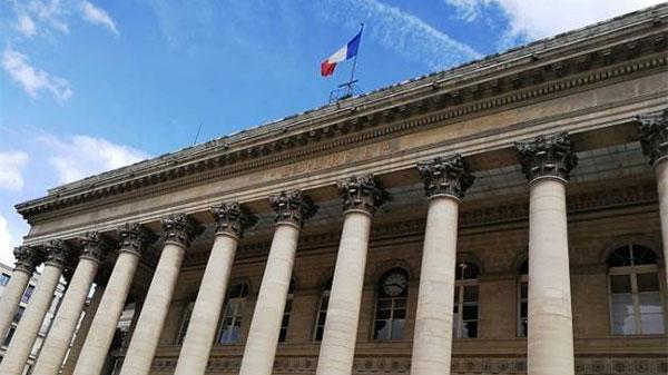 法国CAC40指数9日收盘跌8.39% 创2008年以来最大单日跌幅