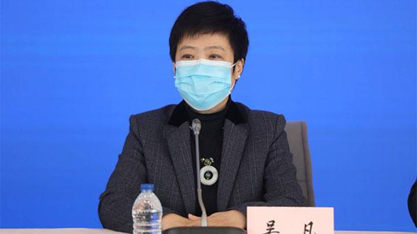 吴凡:海外疫情发展迅速,但上海不用过度担忧 | 疫情防控发布会