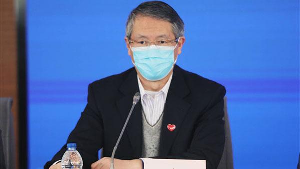 上海市慈善基金会:为湖北17个地市200多家医疗机构配备1320台呼吸机和1620台心电监护仪 | 疫情防控发布会