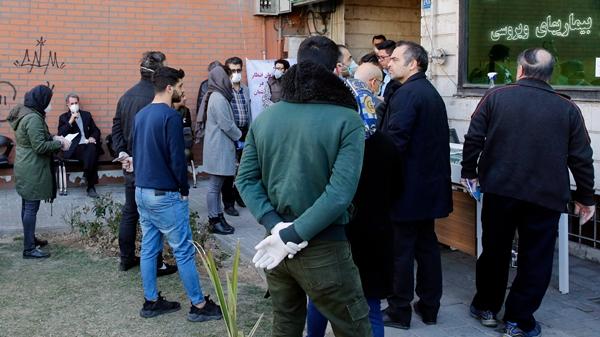 伊朗第一副总统贾汉吉里确诊感染新冠病毒
