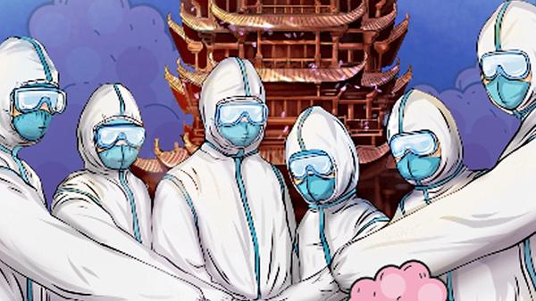 上海支援湖北医务人员英雄榜!等你们凯旋!