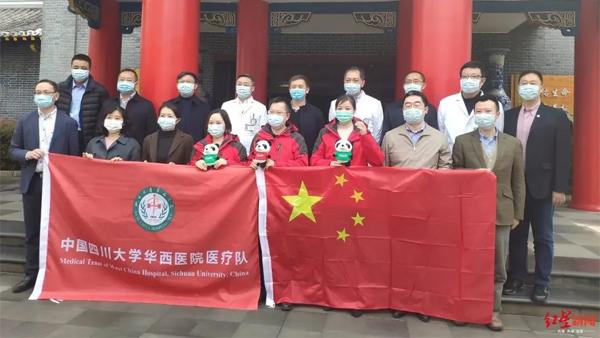 中国医疗队赴意,居然还有人挑拨离间!意大利网民:杠精走开,你见欧洲人来帮忙了?