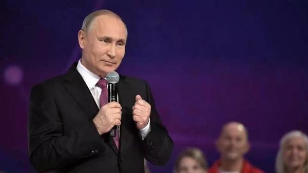"""任期可以归零了,普京干到2036年不是梦!多给16年,""""普选""""继承人能找到吗?"""