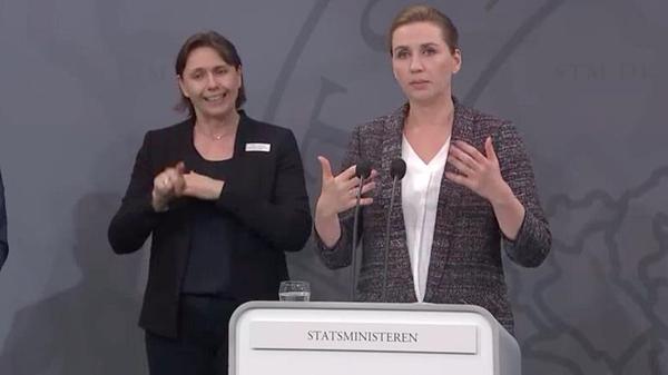 丹麦宣布封锁边境以对抗疫情
