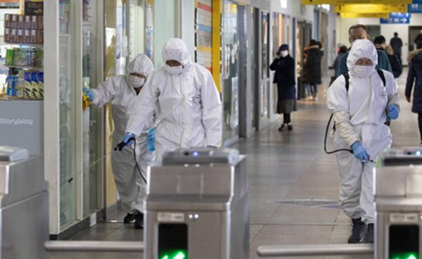 韩国昨日新增新冠肺炎确诊病例107例,累计8086例