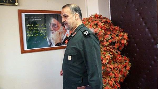 伊朗伊斯兰革命卫队高级指挥官感染新冠肺炎去世