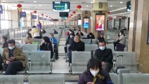 视频|长三角部分客运班线恢复运营