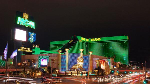 美国米高梅公司关闭拉斯维加斯赌场