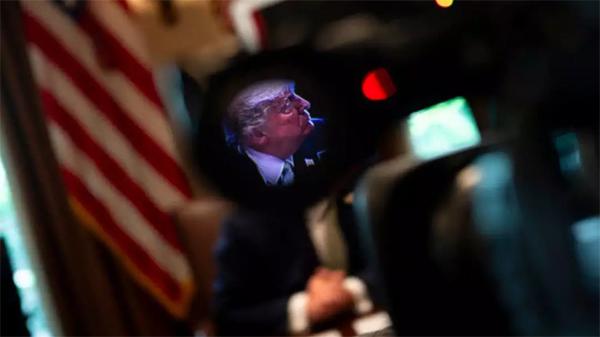 """特朗普病得不轻,他在故意传播""""政治病毒""""!"""