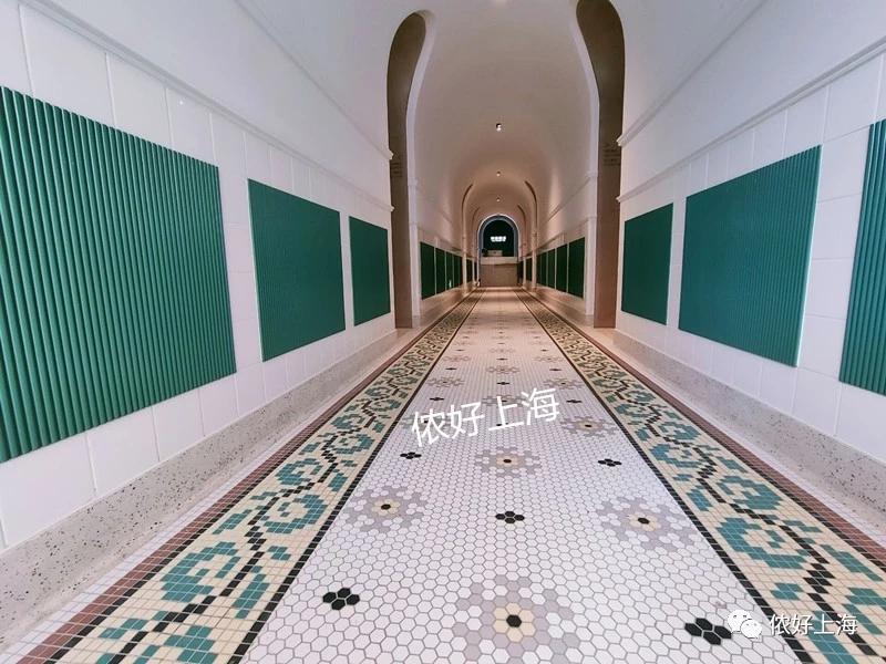 """复兴中路这栋96岁的老房子悄悄开放,拥有全上海""""最上镜""""的走廊"""
