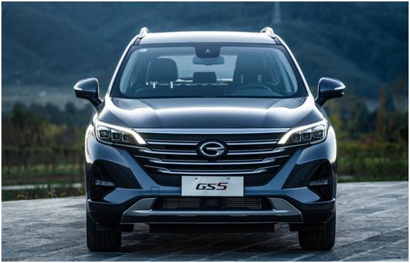 传祺GS5荣获入门级中大型SUV满意度排名第一