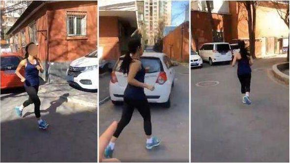 """要求全中国道歉并赔偿损失的""""跑步女"""",不过是个""""loser"""""""