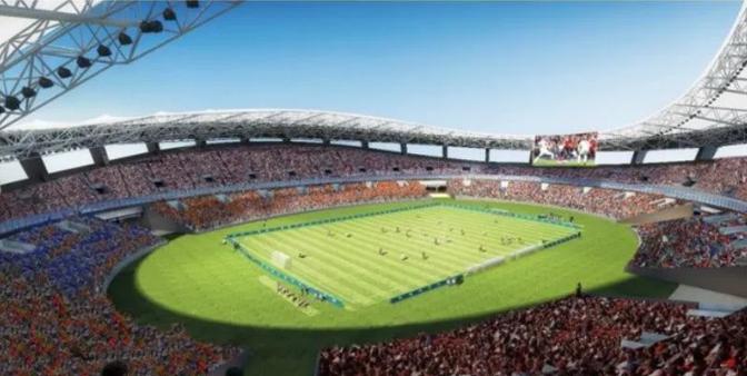"""上海人熟悉的""""八万人体育场""""要变样啦!拆除跑道、增加座位…"""