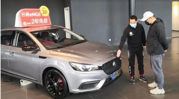 """视频看车无钥匙提车,一个苏州车主上海""""云买车""""故事"""