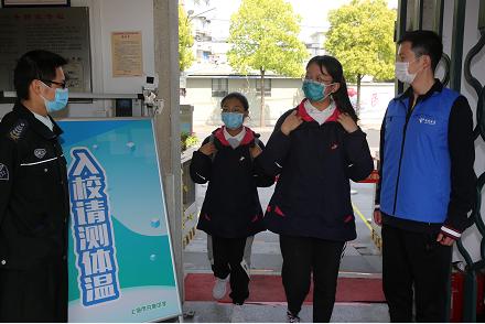 热成像体温筛查成校园防疫硬件标配 上海电信全方位服务学校开学防疫保障