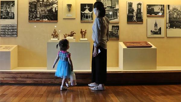 土山湾牌楼环球历险记 家门口的博物馆收获惊喜