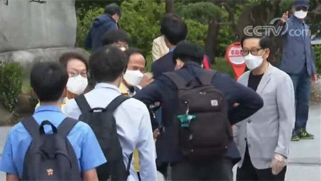 韩国确诊病例持续出现 部分高三复课被叫停