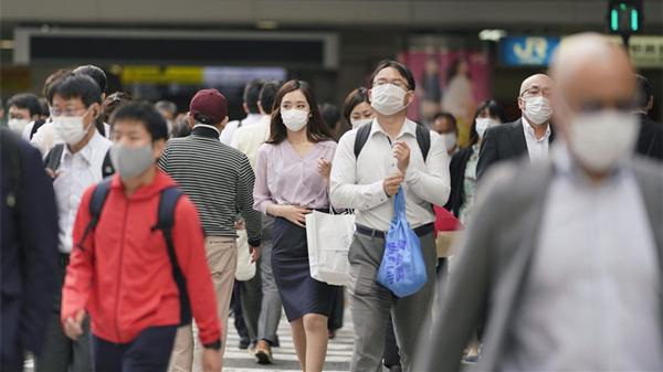 """日本东京都将公布各行业解禁""""路线图"""",6月起分阶段实施"""