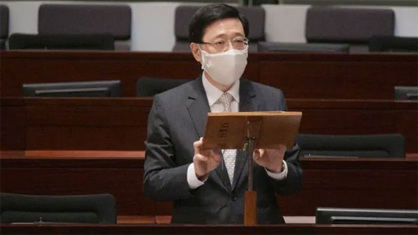 """香港特区政府欲用联合国反恐条例检控暴徒,下一步该给废青""""消毒""""了!"""