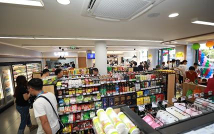 单店日销提升30%,家乐福供应链接入苏宁小店成效凸显