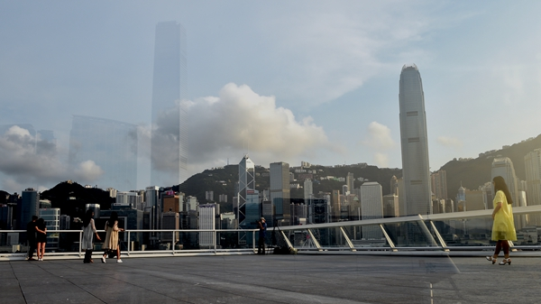美英试图推动安理会讨论中国香港特区维护国安立法的图谋失败