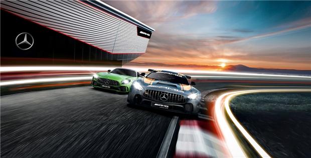 全球首家AMG体验中心将于浙江国际赛车场燃情揭幕